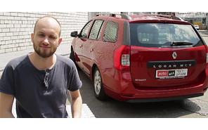Тест-драйв Renault Logan MCV: 2000 банок и один багажник (Видео)