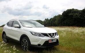 Тест-драйв Nissan Qashqai 2014