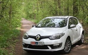 Тест-драйв Renault Megane GT Line