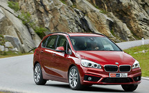 Тест-драйв BMW 2 Series Active Tourer