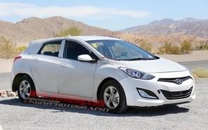 Hyundai тестирует гибридные автомобили