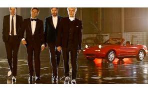 Группа Duran Duran представит новое поколение Mazda MX-5