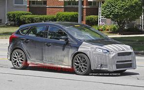 Ford Focus RS получит полний привод
