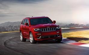 Jeep Grand Cherokee SRT набрал мощности