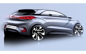 Новый Hyundai i20 преобразится в купе