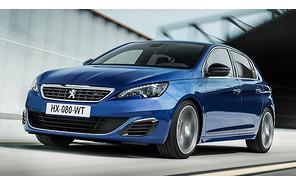 Peugeot готовит мощную версию для модели 308