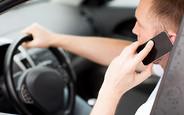 ГАИ возьмется за разговаривающих по мобильному за рулем