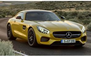 Новый суперкар Mercedes AMG GT полностью рассекречен