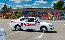 В продаже появился BYD New F3 с новой коробкой передач
