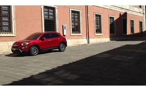 Fiat 500 теперь кроссовер