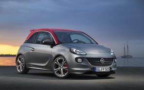 Opel Adam S «потянет» скорость в 200 км/час