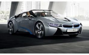 Родстеру BMW i8 не бывать