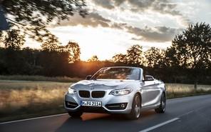 BMW везет в Париж кабриолет 2-Series и кроссовер BMW X6