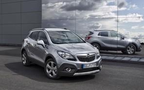 Линейка двигателей Opel Mokka пополнится