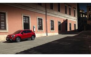 Видео: Fiat 500X манит поиграть