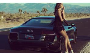 Женщины Британии предпочитают мужчин на Audi