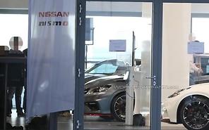 «Заряженный» Nissan Pulsar уже показали избранным