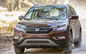 Обновленный кроссовер Honda CR-V представился