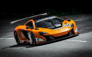 McLaren 650S GT3 открывает сезон охоты