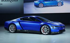 Парижский автосалон 2014: Самый экономичный Volkswagen получил спортивную модификацию