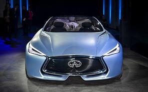 Парижский автосалон 2014: Компания Infiniti показала убийцу «Мерседесов»