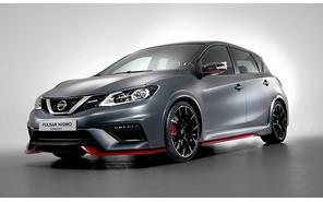 Парижский автосалон 2014: Nissan Pulsar уже «заряженный»