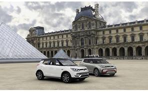 Парижский автосалон 2014: SsangYong меняет стилистику и название