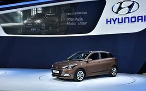 Парижский автосалон 2014 первым увидел новый Hyundai i20