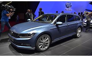 Парижский автосалон 2014 увидел Volkswagen Passat восьмого поколения