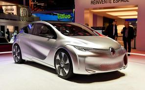 Парижский автосалон: В Renault достигли рекорда экономичности топлива