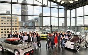 Парижский автосалон 2014: Kia снова забирает все награды за дизайн
