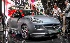 Парижский автосалон 2014: Opel Adam уже «заряженный»