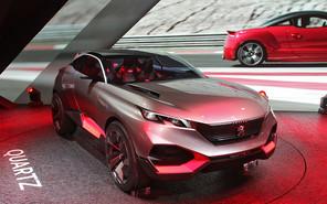 Парижский автосалон 2014: Peugeot акцентирует внимание на сегменте SUV