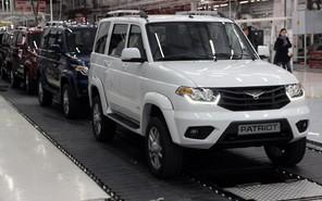 Производство нового UAZ Patriot стартовало