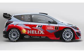«Заряженный» Hyundai i20 будет повторять ралли-кар WRC
