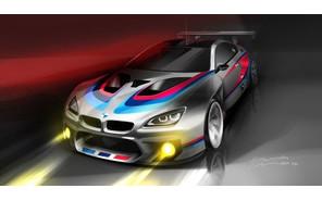 BMW Motorsport готовит M6 GT3 к сезону 2016 года