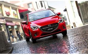 Европейский хэтчбек Mazda2 дебютирует 16 октября