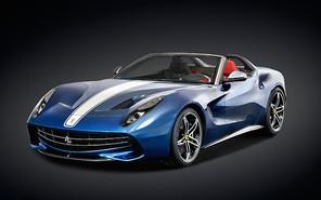 Компания Ferrari построила эксклюзивный суперкар стоимостью $2,5 млн.