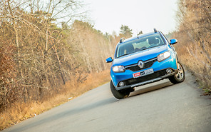 Бортовой журнал: длительный тест-драйв Renault Sandero Stepway