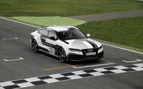 Компания Audi создала самый быстрый в мире автомобиль-беспилотник
