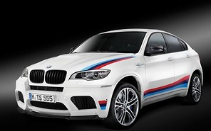 BMW X6M Design Edition: эксклюзивная спортивность для ста избранных