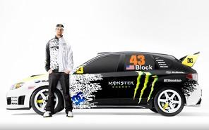 Кен Блок стартует на Чемпионате WRC в Испании