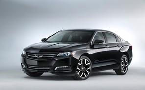 Chevrolet привезет на тюнинг-шоу SEMA пять новинок