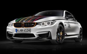 BMW празднует победу в DTM спецверсией M4