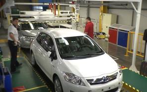 Киев взял на себя четверть продаж новых легковых авто в Украине
