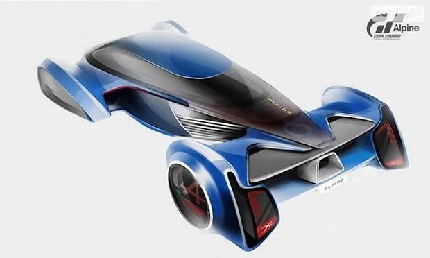 Марка Alpine возродится в игре «Gran Turismo»