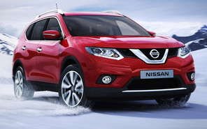 В Украине начинаются продажи нового Nissan X-Trail