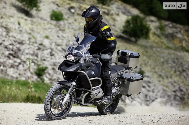 BMW Motorrad бьет рекорд продаж за 9 месяцев 2014 года