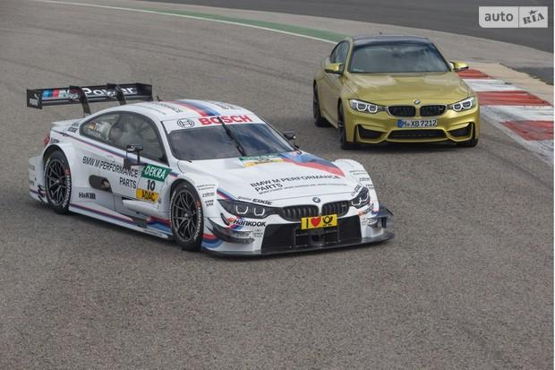 BMW в DTM - 12 сезонов и 64 победы