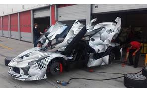 «Заряженный» Ferrari LaFerrari дебютирует в декабре